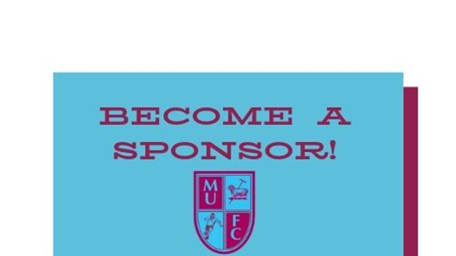 Sponsorship and Advertisement Opportunities Available!