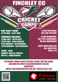 Finchley CC Holiday Camps 2019