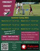 Summer Camps 2021 - Book Now