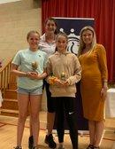 Royals U11 Award Winners
