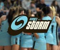 Surrey Storm Success
