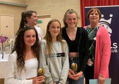 Royals U14 Award Winners - Berkshire