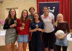 Royals U14 Award Winners - South Region