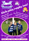 Girls Play Rugby Too !