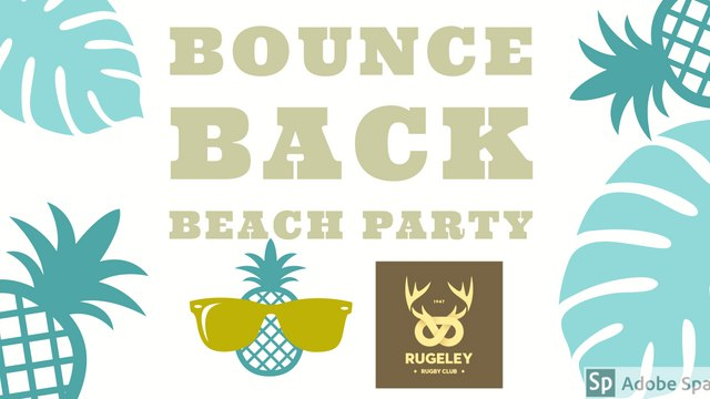 Bounce Back Beach Party
