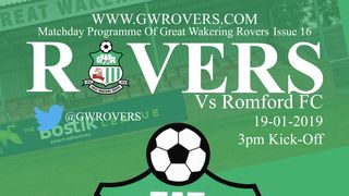 Rovers Online Programme