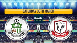 GW Rovers Vs Coggeshall Town