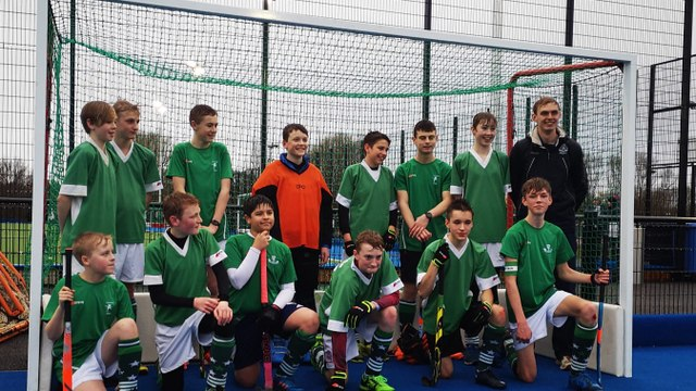 Lincolnshire County Hockey