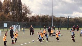 U7's Hornets vs Heanor Juniors