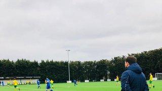 Hillingdon Borough FC vs New Salamis FC