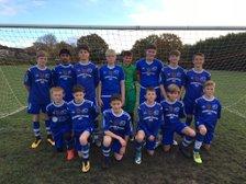 U14 Sunday Team Champions