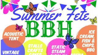 Broadbridge Heath Summer Fete - 15th June, 2-5pm