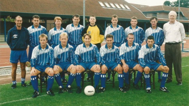All Our Yesterdays - First Team 1996?