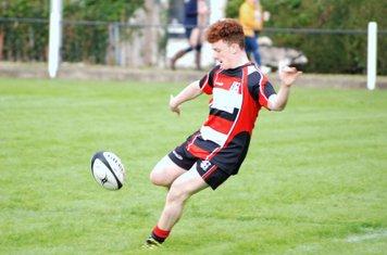 Lydney v Cwmbran  U16's 2017