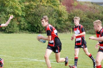 Lydney U16's v Hucclecote 2017
