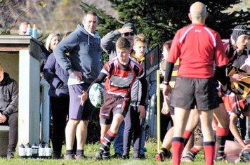 Lydney U16's v Berry Hill 2017