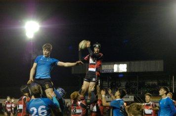 Lydney U 16's v Ystradgynlais U16's 2017