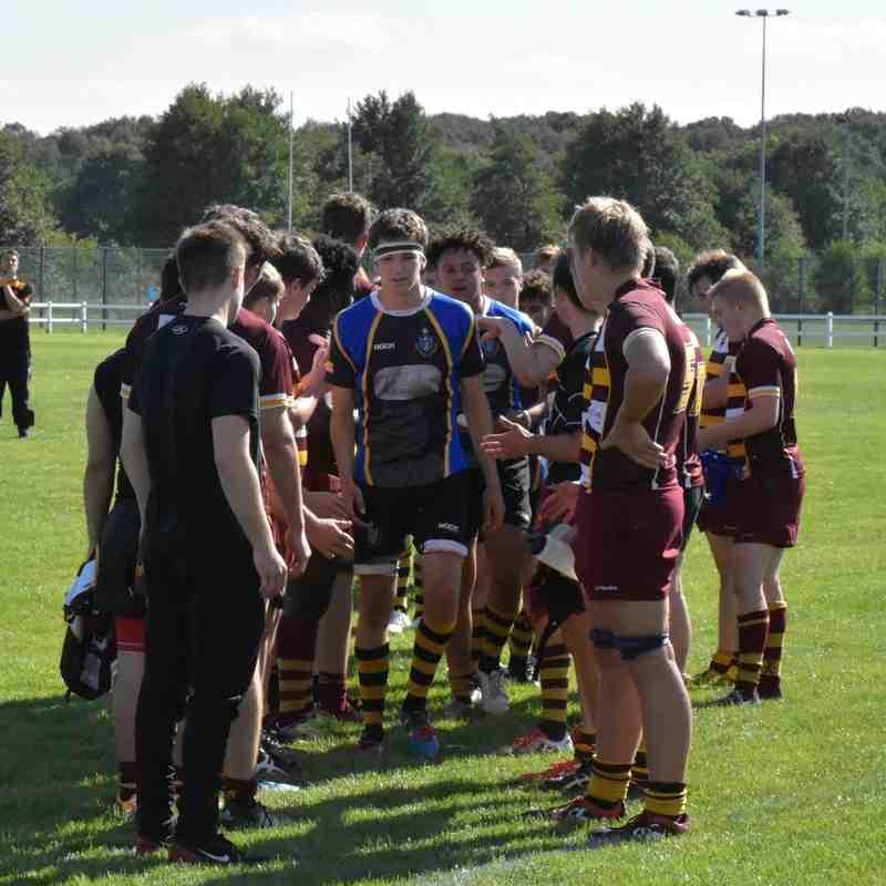 West Park senior colts v Huddersfield
