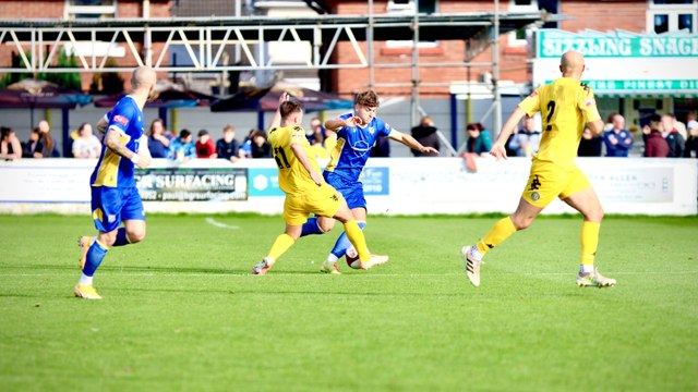 Double delight for Grant as Radcliffe pick up back-to-back wins.