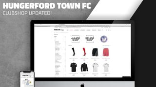 HUNGERFORD TOWN  CLUBSHOP UPDATED