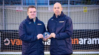 MANARAMA NATIONAL LEAGUE SOUTH- MANAGER OF THE MONTH