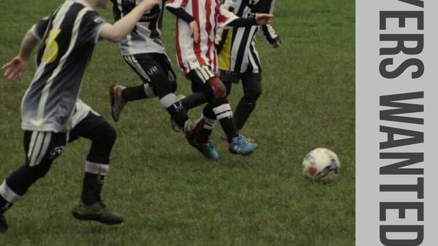 U7 Open training Sessions - Starting 21st August 18:00