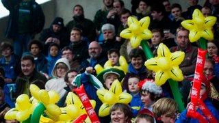 Clwb Rygbi Dinbych @ London Welsh RFC