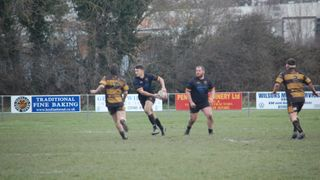 Thomas leads Pesda to victory