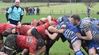 Dragons drift wide of the mark at Machynlleth