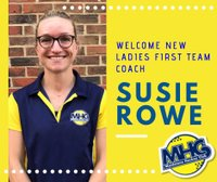 New Ladies' 1st Team Coach
