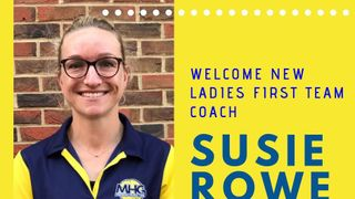 New Ladies' 1st Team Coach