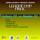 ECCL League Cup Final