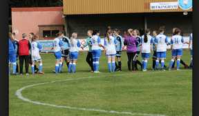 Interested in ladies football, playing or coaching? We may have a place for you.