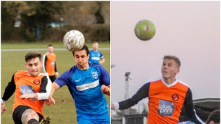 George Marsh and Chris Robson both sign for The Boars!