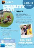 NMRFC Charity Day 28th September