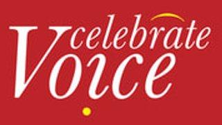 Volunteering for 'Celebrate Voice' Festival