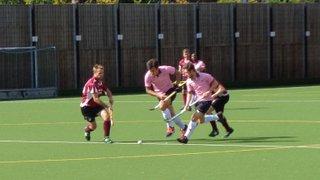 Teddington Away EHL Mens cup 1st round