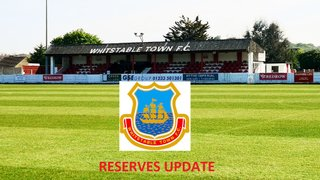 Reserves Progress In Cup