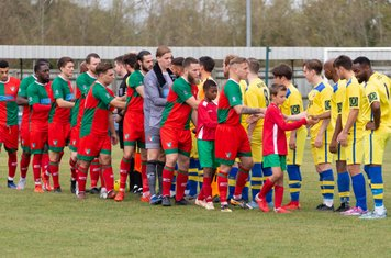 The FA Trophy campaign begins