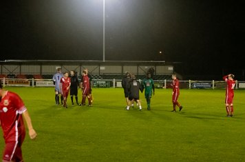 Whitstable are through to the next round