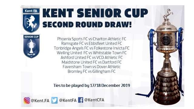 Kent Senior Cup Date
