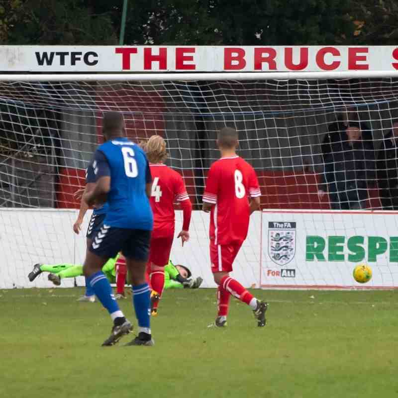 Whyteleafe score their second