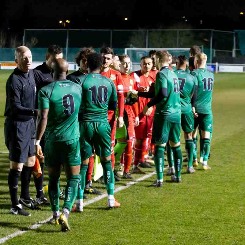 Cray Valley 4 Whitstable Town 3 (4/2/20)