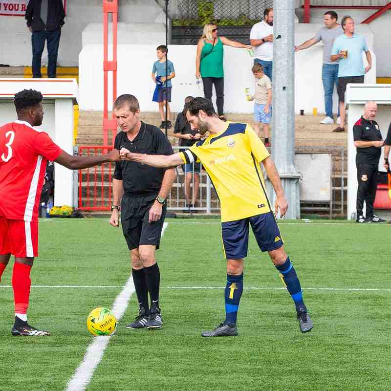 Carshalton Athletic 5 Whitstable Town 1 (12/9/20)