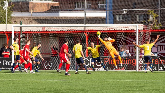 Whitstable Exit FA Cup On Opening Day