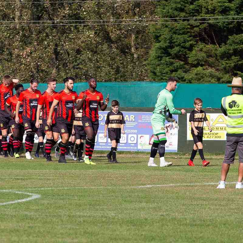 Sittingbourne 3 Whitstable Town 2 (19/9/20)