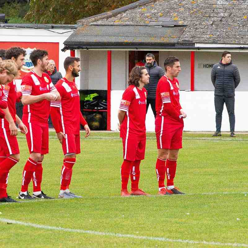 Whitstable Town 1 VCD Athletic 4 (26/9/20)