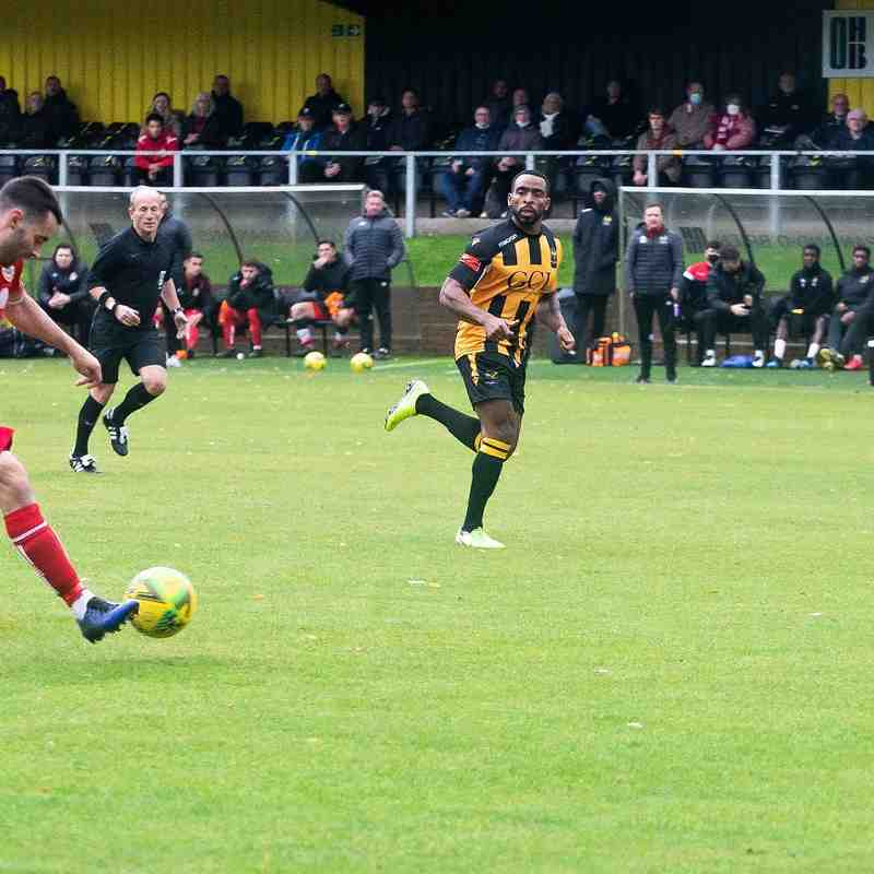 East Grinstead Town 2 Whitstable Town 2 (24/10/20)