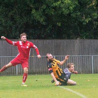 Late Goal Denies Oystermen