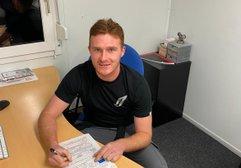New Midfielder For Whitstable